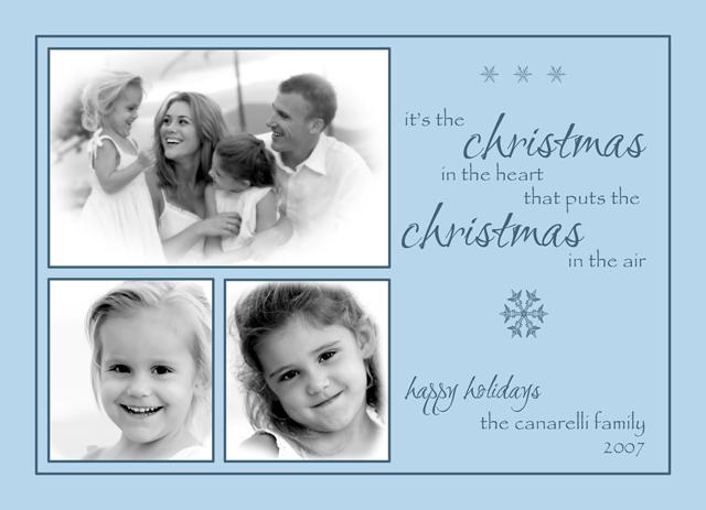 Island Style Images blog Christmas cards – Christmas Cards Sample